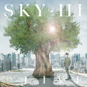 OLIVE (Live盤 CD+DVD) [ SKY-HI ]