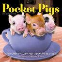 Pocket Pigs Mini Wall Calendar 2020 CAL-2020 PCKT PIGS MINI CAL [ Workman Publishing ]