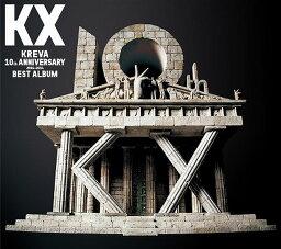 BEST ALBUM「K10」(初回限定盤 CD+DVD) [ <strong>KREVA</strong> ]