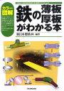鉄の薄板・厚板がわかる本 鉄と鉄鋼がわかる本vol.3 (Visual engineering) [ 新日