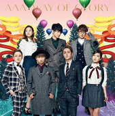 WAY OF GLORY (CD+DVD+スマプラ)
