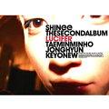【輸入盤】 SHINEE / 2ND ALBUM LUCIFER (TYPE B)