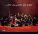 【輸入盤】Motis Chamorro Big Band Live [ Joan Chamorro / Andrea Motis ]
