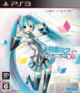 �鲻�ߥ� -Project DIVA- F 2nd PS3��