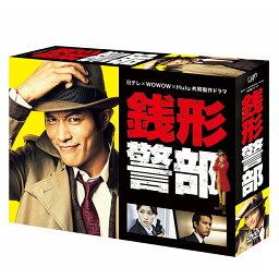 日テレ×WOWOW×Hulu 共同製作ドラマ 銭形警部 DVD-BOX [ 鈴木亮平 ]