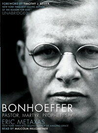 Bonhoeffer��_Pastor��_Martyr��_Pr