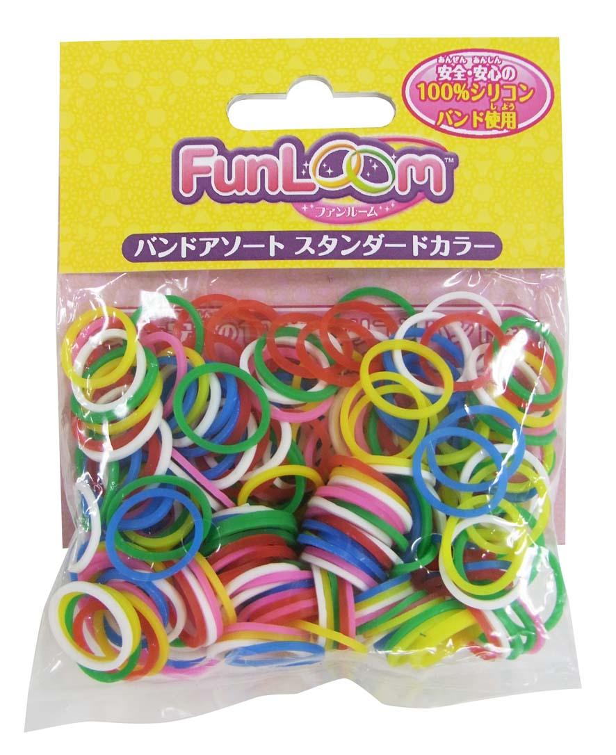 FunLoom (ファンルーム) バンドアソート スタンダードカラー