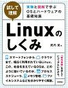 [試して理解]Linuxのしくみ〜実験と図解で学ぶOSとハードウェアの基礎知識 [ 武内覚 ]