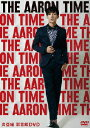 The Aaron Time 影音館DVD [ AARON ]