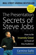 PRESENTATION SECRETS OF STEVE JOBS(H) at rakuten: 9780071636087