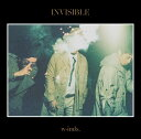 INVISIBLE (初回限定盤B CD+DVD) [ w-inds. ]