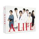 A LIFE?愛しき人?Blu-ray BOX【Blu-ray】 [ 木村拓哉 ]