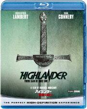ハイランダー/悪魔の戦士【Blu-ray】