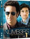 ナンバーズ 天才数学者の事件ファイル シーズン5 コンプリートDVD-BOX Part 1 [ ロブ・モロー ]