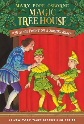 STAGE FRIGHT ON A SUMMER NIGHT(B)【バーゲンブック】 MTH #25 STAGE FRIGHT ON A SUMM (Magic Tree House) [ Mary Pope Osborne ]