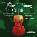 樂譜 - 【輸入楽譜】若いチェロ奏者のためのソロ曲集 第3巻: 参考演奏CD