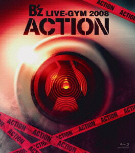B'z LIVE-GYM 2008 -ACTION-【Blu-ray】 [ B'z ]...:book:16211793