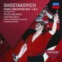 【輸入盤】ピアノ協奏曲第1番、第2番、交響曲第9番 ヤブロンスキー、オルティス、アシュケナージ&ロイヤル・フィル [ ショスタコーヴィチ(1906-1975) ]