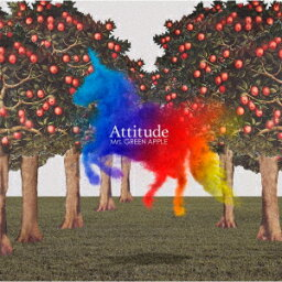 Attitude [ <strong>Mrs.</strong> <strong>GREEN</strong> <strong>APPLE</strong> ]