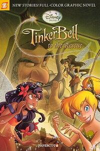 DisneyFairies4:TinkerBelltotheRescue