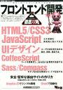 フロントエンド開発徹底攻略 HTML5/CSS3/JavaScript/UIデ (WEB+DB press plusシリーズ)
