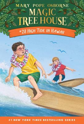 High Tide in Hawaii MTH #28 HIGH TIDE IN HAWAII (Magic Tree House) [ Mary Pope Osborne ]