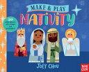 Make and Play: Nativity MAKE & PLAY NATIVITY [ Nosy Crow ]