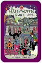 The Halloween Tarot [With Instruction Booklet] TAROT DECK-HALLOWEEN TARO-78PK [ Kipling West ]