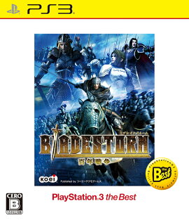 BLADESTORM ɴǯ���� PS3 the Best �ʲ��ʲ����ǡ�