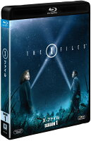 X-ファイル シーズン1<SEASONS ブルーレイ・ボックス>【Blu-ray】