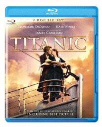 タイタニック<2枚組> 【Blu-ray】 [ <strong>レオナルド・ディカプリオ</strong> ]