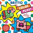Color Play : An Interactive Pop Art Book COLOR PLAY-BOARD Romero Britto