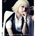 REAL(初回限定CD+DVD) [ 中島美嘉 ]
