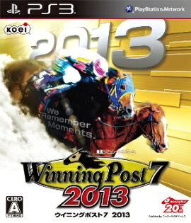 Winning Post 7 2013 PS3��