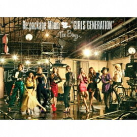 Re:package Album ��GIRLS'' GENERATION�ɏ��The Boys���(��ָ����� CD+DVD)