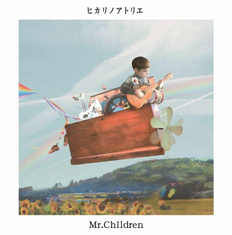 ヒカリノアトリエ [ Mr.Children ]...:book:18283508