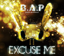 EXCUSE ME(TYPE-A CD+DVD)