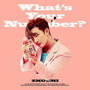 ��͢���ס�2nd Mini Album: What's Your Number��
