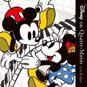 Disney - ディズニー・オン・キャトルマン [ Les Freres ]