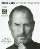 STEVE JOBS(UNABRIDGED CD) [ WALTER ISAACSON ]