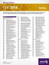 樂天商城 - CPT 2018 Express Reference Card: Radiology CPT 2018 EXPRESS REF CARD RADI [ American Medical Association ]