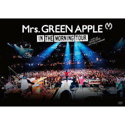 IN THE MORNING TOUR - LIVE at TOKYO DOME CITY HALL 20161208 [ <strong>Mrs.</strong><strong>GREEN</strong> <strong>APPLE</strong> ]