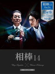 相棒season14 ブルーレイBOX(6枚組) 【Blu-ray】 [ 水谷豊 ]