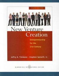 NewVentureCreation:Entrepreneurshipforthe21stCentury.[JeffryA.Timmons]