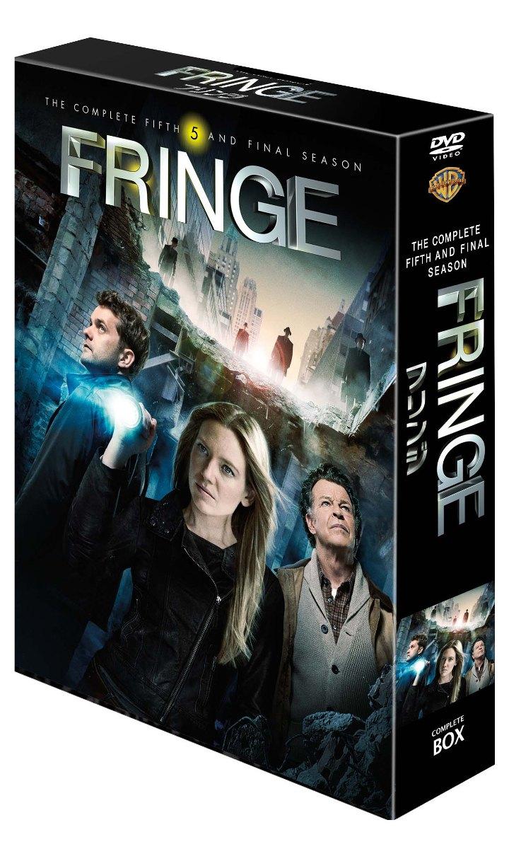 FRINGE/フリンジ <ファイナル・シーズン>DVDコンプリート・ボックス (6枚組)