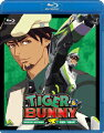 TIGER & BUNNY SPECIAL EDITION SIDE TIGER【Blu-ray】