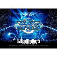 三代目J Soul Brothers LIVE TOUR 2014「BLUE IMPACT」 画像