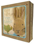 NIGHT NIGHT,PETER RABBIT(CLOTH)
