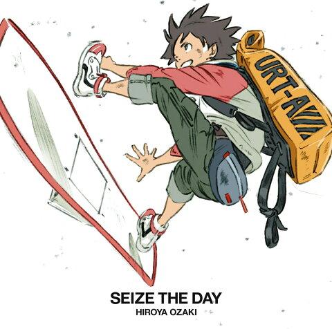 SEIZE THE DAY (初回限定盤 CD+DVD) [ 尾崎裕哉 ]