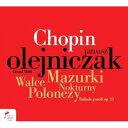 器樂曲 - 【輸入盤】ショパン・リサイタル オレイニチャク(1838年製エラール)(2011) [ ショパン (1810-1849) ]